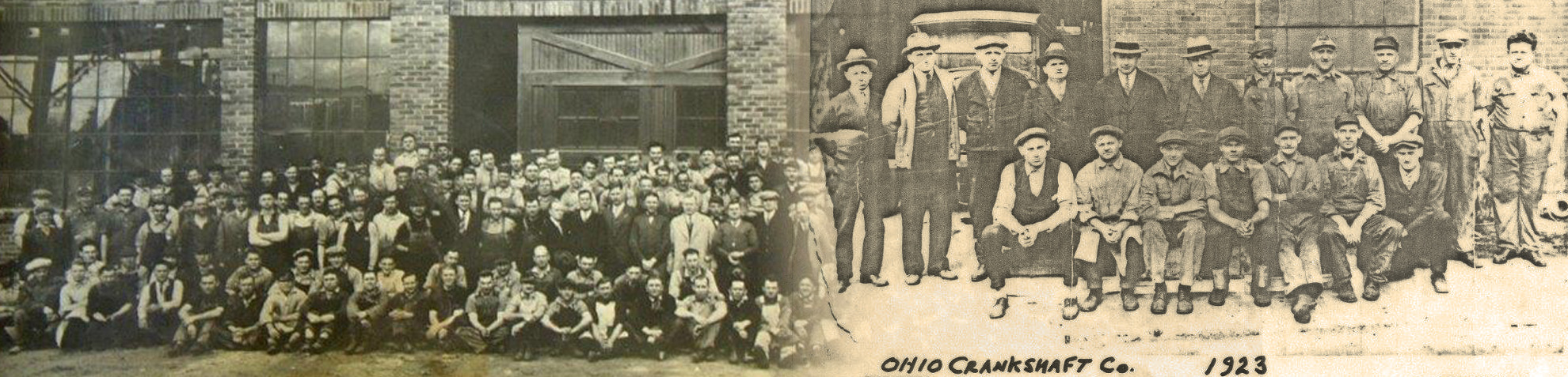 Ohio Crankshaft Company History