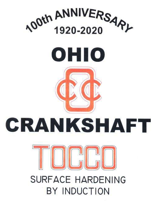 Ohio Crankshaft 100 Year Anniversary