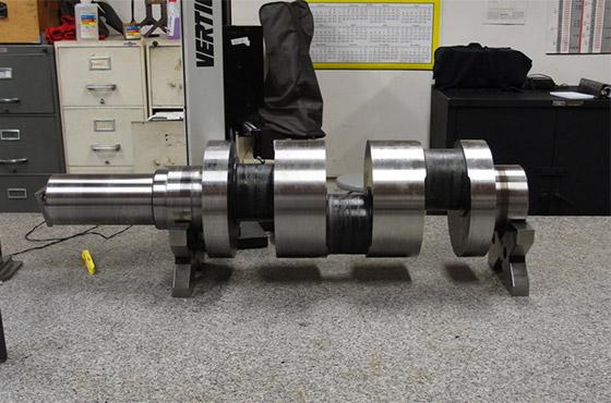 Pump Crankshafts