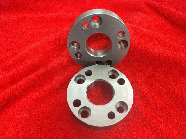 Camshaft Assembly Spacers